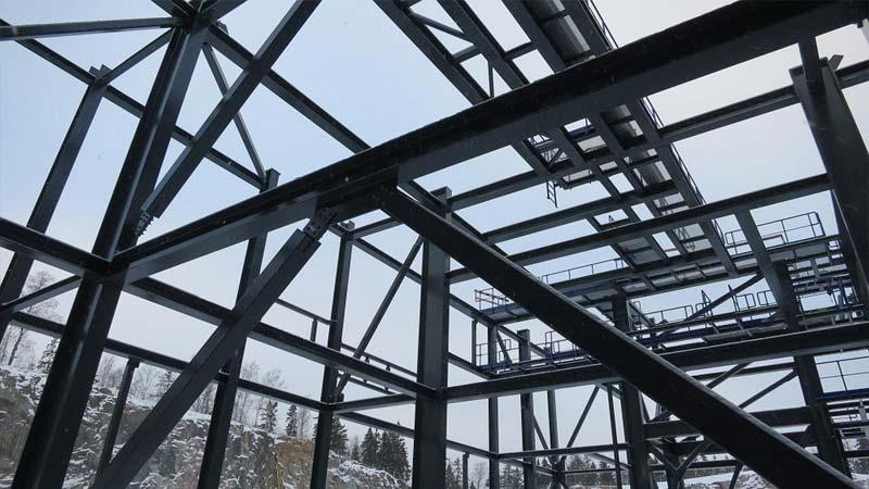 Çelik Konstrüksiyon Teras Kapatma