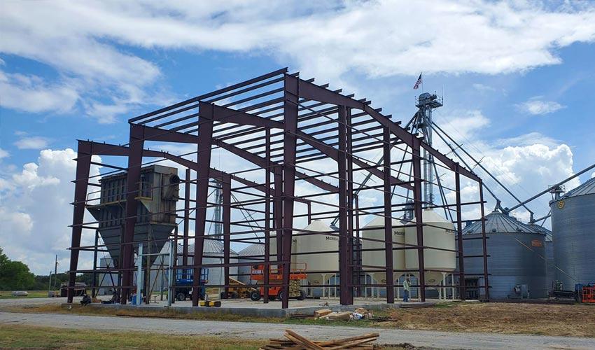 Fabrika Çelik Çatı